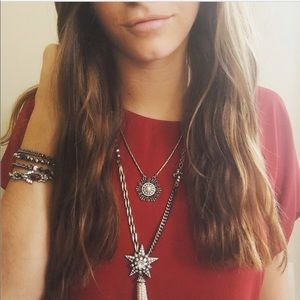 Souviens Two-row Convertible Necklace